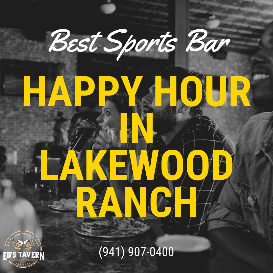 lakewood ranch sports bar near me