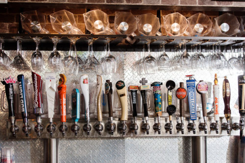 Beers on Tap at Ed's Tavern in Lakewood Ranch