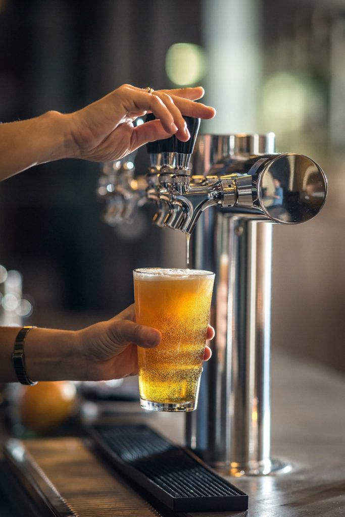 Drink Beer on Tap in Lakewood Ranch