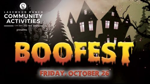 BooFest in Lakewood Ranch